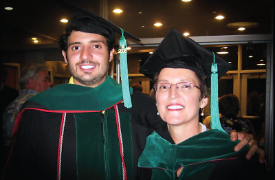 Photo: Greg Miday, M.D. and Karen Miday, M.D.